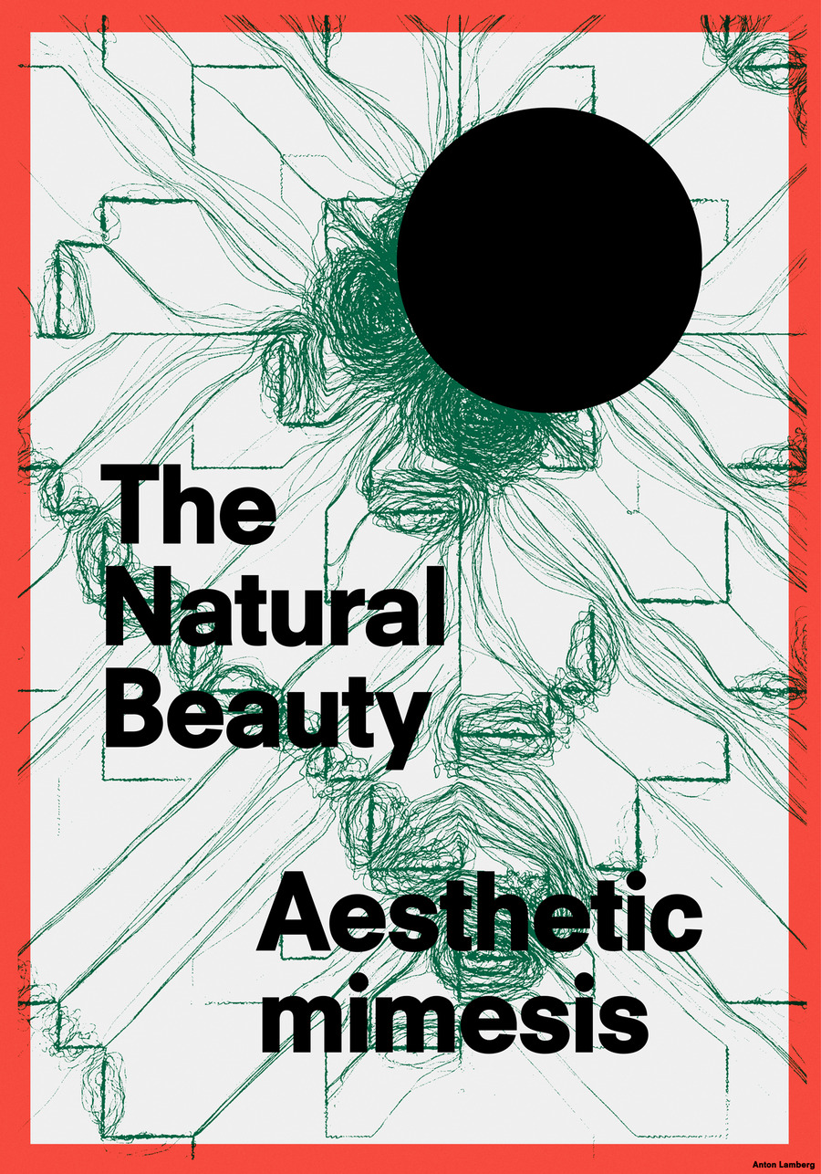 Natural beauty poster catalogue 2x
